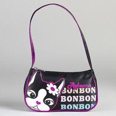 Rebecca Bonbon Girl's Puppy Name Handbag NWT #RebeccaBondon