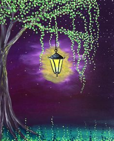 Paint Nite Drink Paint Party We Host Painting Events Of Christmas Paint Night Ideas Diy Painting, Painting & Drawing, Wine And Canvas, Easy Paintings, Canvas Paintings, Tree Paintings, Pictures To Paint, Tree Art, Painting Inspiration