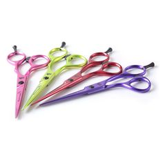 GLAMTECH Neon Hairdressing Scissors   Direct Hairdressing Scissors Honeymoon Essentials, Grooming Shop, Hair Scissors, Perfume And Cologne, Natural Styles, Beauty Awards, Summer Beauty, Bridal Beauty, Olay
