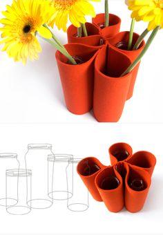 jarra [criada para reutilizar frascos de vidro]