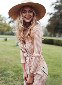Sombreros de paja | Casilda se casa
