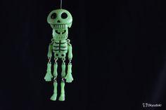 He is a good guy c:  #skull #puppet