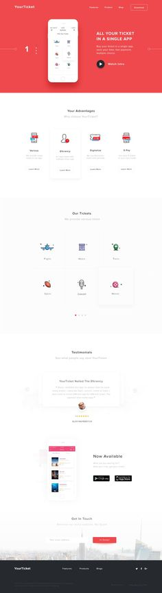 Dribbble - landing.jpg by adiatma bani. If you like UX, design, or design thinking, check out theuxblog.com podcast https://itunes.apple.com/us/podcast/ux-blog-user-experience-design/id1127946001?mt=2