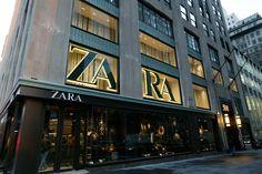 Zara Nueva York