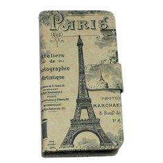 ΘΗΚΗ SAMSUNG S5 MINI BOOK EIFFEL TOWER S5 Mini, Paris, Mini Books, Tower, Samsung, Wallet, Lathe, Purses