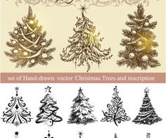 Google Image Result for http://vectorartillustrations.com/wp-content/uploads/2011/11/vintage-christmas-trees-designs-vector-336x280.jpg