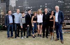 The Gotham cast at Comic-Con.