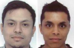 Mohammed Hussain and Mohamed Rohaman