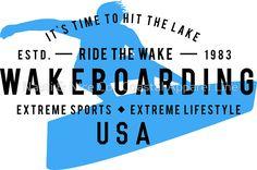 Ride The Wake Wakeboarding