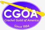 Crochet For Charity - Crochet Guild of America (CGOA)  List of charities that take donations of crochet items.