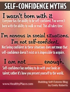 Quotes About Self Esteem Magnificent Self Confidence Quotes  Overcoming Low Self Esteem  Self .