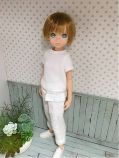 CCSgirl 16AN ruruko HONEY カスタム 男の子_画像2