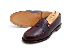 Guia: Penny-Loafers  #moda #modamasculina #modaparahomens #pennyloafers #loafers #sapatos #calçados #ondecomprar #menswear #alden