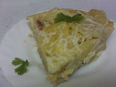 Cartofi la cuptor cu smantana si muschi afumat I Foods, Desserts, Tailgate Desserts, Deserts, Postres, Dessert, Plated Desserts