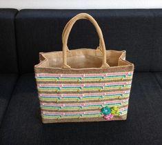 Zelf een AH-tas omhaken in vrolijke kleurtjes | hobbyshop-online.nl