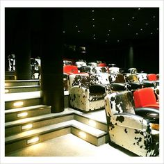 GAP Interiors - Modern cinema - Picture library specialising in Interiors, Lifestyle & Homes