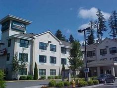 Tumwarer (WA) Extended Stay America - Olympia - Tumwater United States, North America Set in a prime location of Tumwarer (WA), Extended Stay America - Olympia - Tumwater puts everything the city has to offer just outside your doorstep. The hotel offers guests a range of services and amenities designed to provide comfort and convenience. Free Wi-Fi in all rooms, 24-hour front desk, facilities for disabled guests, car park, family room are there for guest's enjoyment. Some of t...