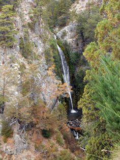 Cascada Arroyo Coa Có por Marta Pilar, Villa Traful, #Argentina