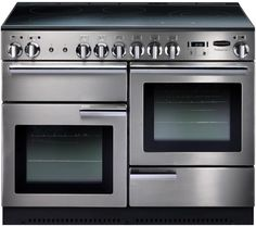 Buy a used Rangemaster Professional 110 Electric Range Cooker. ✅Compare prices by UK Leading retailers that sells ⭐Used Rangemaster Professional 110 Electric Range Cooker for cheap prices. Induction Range Cooker, Electric Range Cookers, Dual Fuel Range Cookers, Electric Oven, Gas Cookers, Domestic Appliances, How To Cook Pasta, Kitchens, Dibujo