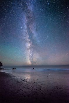 Chasing the Milky Way [Star Photography Post Processing Video Tutorial Included] (by - Dave Morrow -)