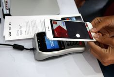 Apple Pay, Samsung Pay and other mobile wallets may take decades to catch on with shoppers in stores, according to a new report. Mobile Kiosk, Apple Launch, Iphones For Sale, Detox Challenge, Alcohol Detox, Digital Detox, Face Id, Apple News, Service