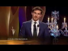 Colin O'Donoghue at IFTA Awards 2015 - YouTube