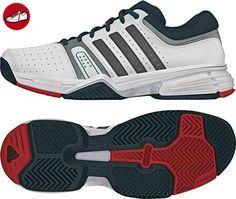 adidas Herren Match Classic Sneakers, Weiß, 45 1/3 EU - Adidas sneaker (*Partner-Link)