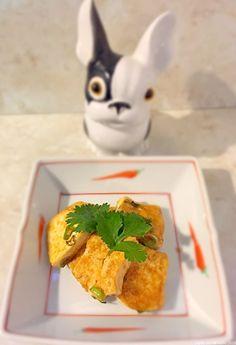 Teriyaki de Tofu #japon #cuisine #cuisinejaponaise Tofu, Calories, Japanese, Ethnic Recipes, Japanese Kitchen, Japanese Language
