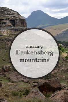 In pictures: Drakensberg Mountains, South Africa and Lesotho