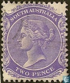 1899  South Australia - Queen Victoria