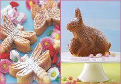 Ostergebäck an Hase Gingerbread Cookies, Cereal, Breakfast, Desserts, Food, Bunny, Dessert Ideas, Food Food, Gingerbread Cupcakes