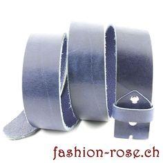 Ledergürtel marine passt perfekt zu Jeans für Wechselschnallen in ca. 4 cm breite Cufflinks, Accessories, Jeans, Fashion, Navy Paint, Silver Decorations, Dark Teal, Sporty, Moda