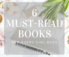 6 Must-Read Books For Every Girl Boss