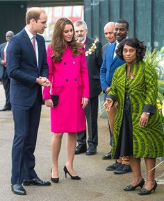 Prince William, Duke of Cambridge, Catherine, Duchess of Cambridge, Doreen Lawrence, Baroness Lawrence, 3/27/2015 | eonline.com