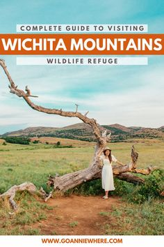 A visit to the Wichita Mountains Wildlife Refuge is a must for any wildlife and nature lover! Find out everything you need to know in this complete guide to visiting the Wichita Mountains Wildlife Refuge. #WichitaMountains #WichitaMountainsWildlifeRefuge #Oklahoma #visitOklahoma #visittheUSA Usa Travel Guide, Travel Usa, Travel Guides, Travel Tips, Us Travel Destinations, Places To Travel, Wichita Wildlife Refuge, Medicine Park Oklahoma, United States Travel