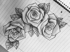 #rosen #vorlage #tattoo