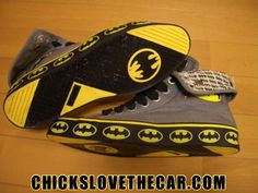 Batman Shoes!