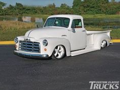 """1948 GMC Truck - If GMC Stands For """"Give Me A Chance"""" …  … Then This Sixty-Three-Year-Old Pickup Got a New Lease on Life!"""