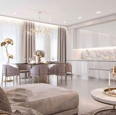 Modern Luxury Bedroom, Luxurious Bedrooms, Luxury Living, Home Room Design, Interior Design Living Room, Living Room Designs, Home Living Room, Living Room Decor, Elegant Home Decor
