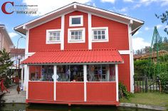 Casa Vermelha Penedo - Itatiaia - RJ - Brasil