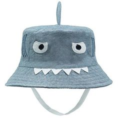 21863727657 Eriso Baby Toddler Kids Breathable Sun Hat Animal Bucket Stay-On Hats  Clothing  Eriso