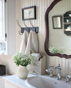 """1,801 Likes, 21 Comments - Restoring An 1867 PA Farmhouse (@farmhouse5540) on Instagram: """"#farmhouse5540 #farmhousestyle #farmhousebathroom"""""""