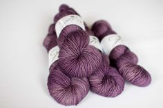 sequoia worsted100% sw merinoeach skein 4oz/200ydsvintage violet lighthand dyed with professional acid dyes in Montanadue to the nature of kettle dyeing the skeins will be slightly different even though they were dyed together in the same potplease keep in mind that all monitors are different