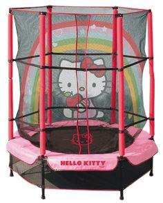 Cama Elastica Hello Kitty Infantil para el jardín de tu casa