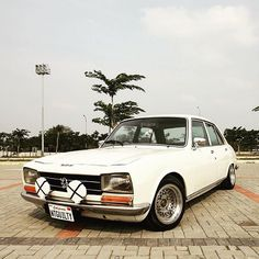 Peugeot 504 1980 Maintenance/restoration of old/vintage vehicles: the material for new cogs/casters/gears/pads could be cast polyamide which I (Cast polyamide) can produce. My contact: tatjana.alic@windowslive.com