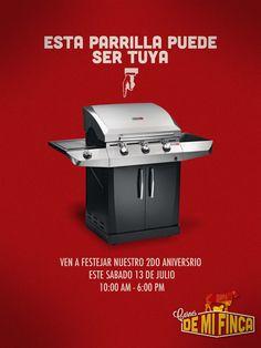Campaña digital 2do aniversario  #carnes #costa rica #carnicería #diseño