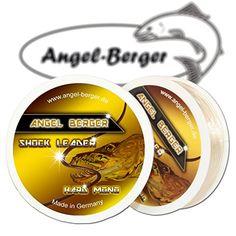 Angel Berger Hard Mono Shock Leader Vorfachschnur
