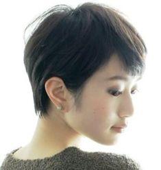 f:id:arasukkiri:20180710185245j:plain Short Hair Cuts, Short Hair Styles, Hairstyle, Bob Styles, Hair Job, Short Hairstyles, Hair Style, Hairdos, Pixie Hair