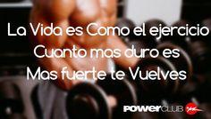 Así es la Vida @powerclubpanama #Feliz #Martes #YoEntrenoEnPowerClub Y Tu ? Cuantas Calorias Quemaste Hoy ? #Fitness #Panama