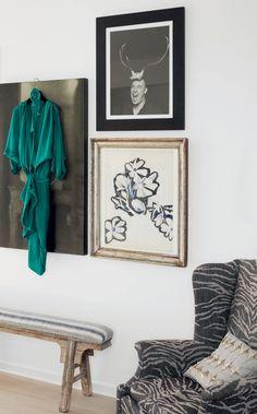 Marlene Juhl-Jørgensen: Sådan bor jeg   ELLE